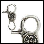 Biker Key Rings