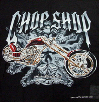 Chop Shop Motorcycle Bandana
