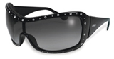 Marilyn Smoked 5 Anti Fog Biker Glasses