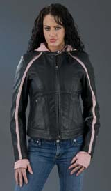 Ladies Vented Scooter Jacket