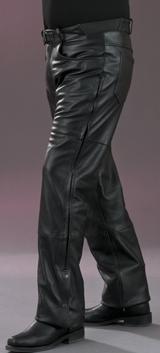 Men's Chap Pants w Elastic Sides