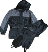 Mens and Womens Biker Rain Suit