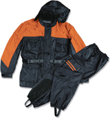 Mens and Womens Rain Suit
